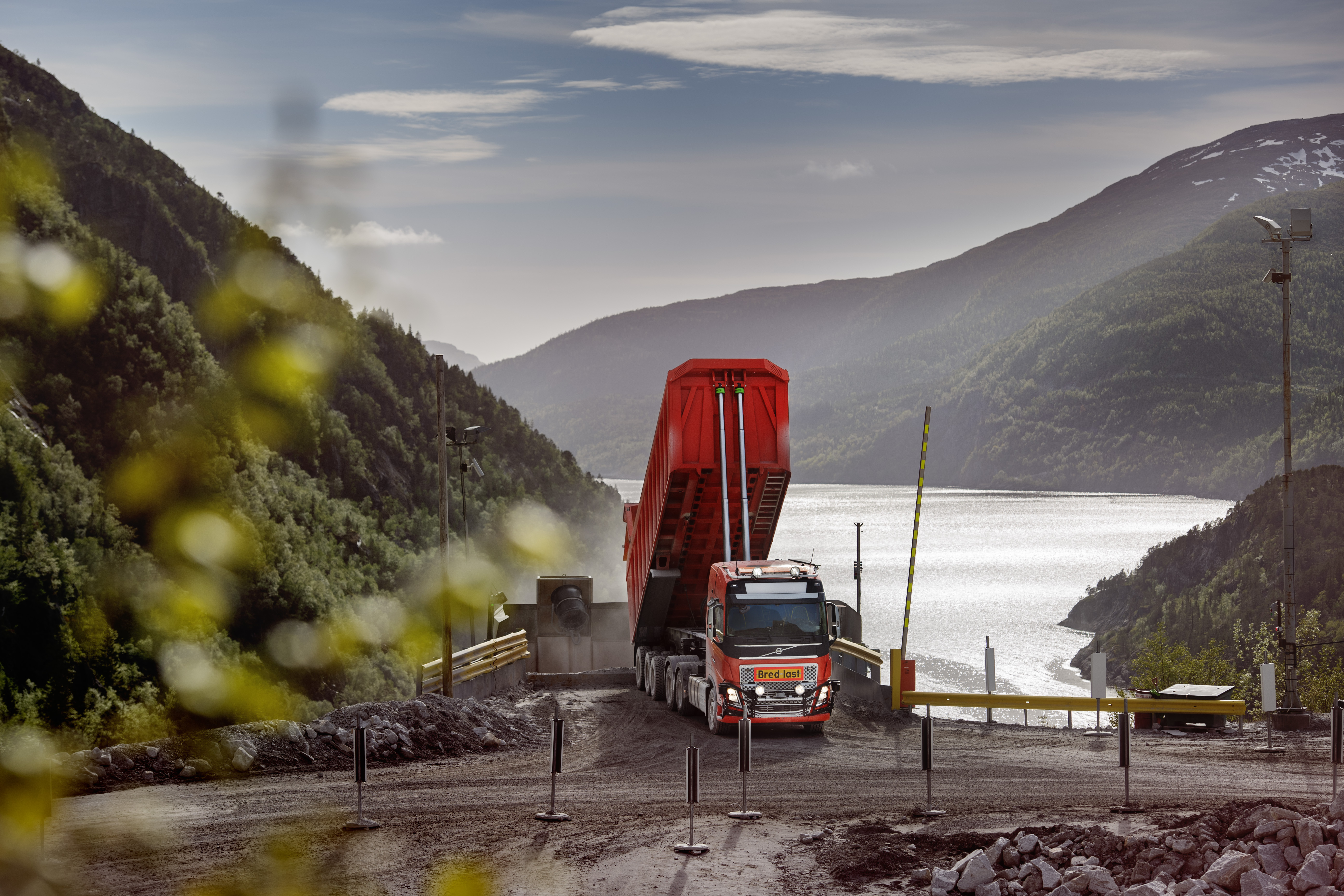 We are proud to be one of the main actors in Brønnøy Project. Taking autonomous transport solutions to the next level.