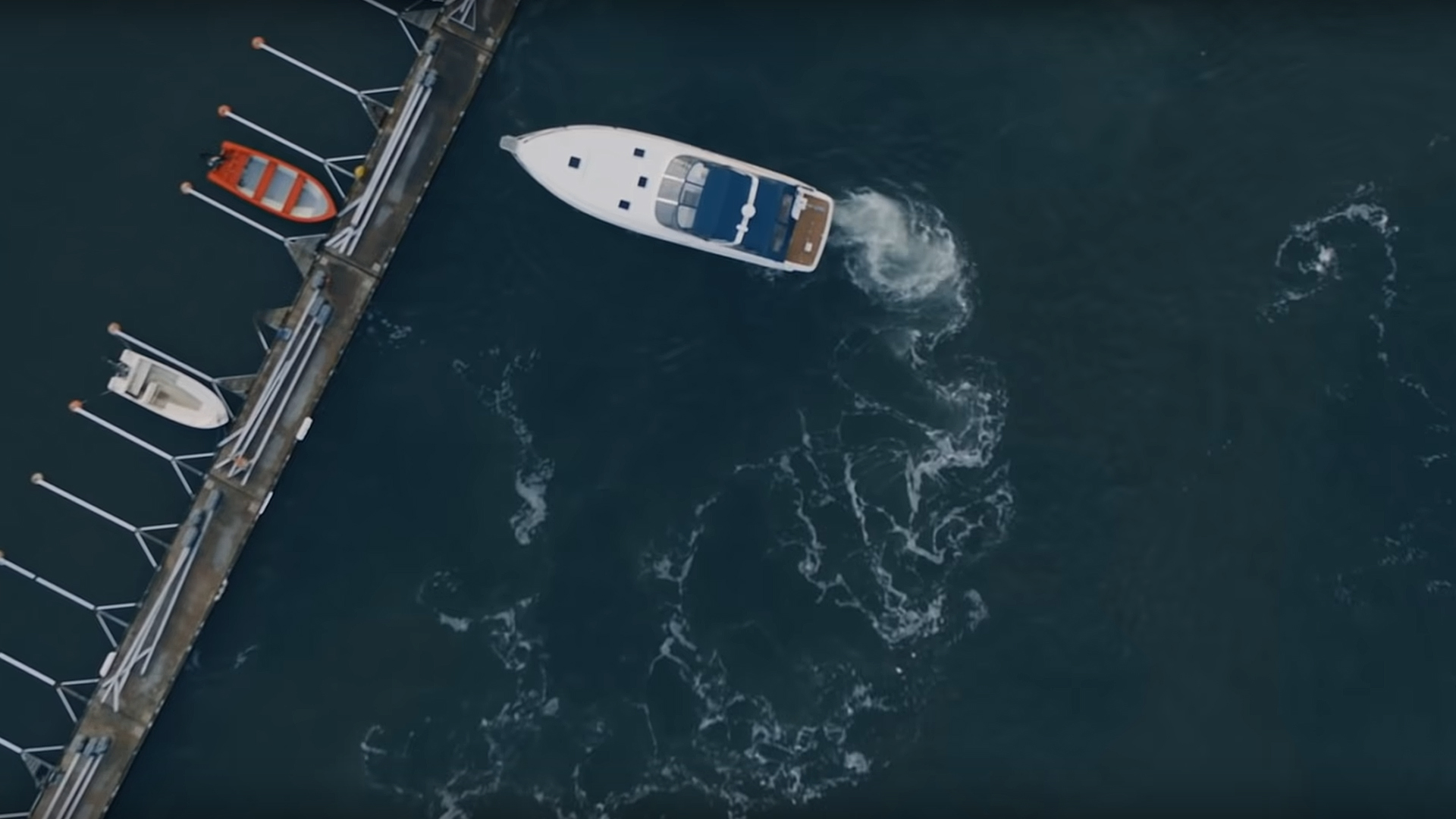 Read more about the article Take control with Volvo Penta Assisted Docking